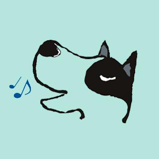 ミュージカルドッグスタジオのロゴ